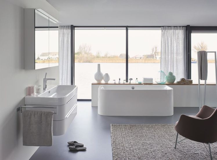 Duravit badezimmer ~ Myhome zmienia się w internity home duravit and upstairs bathrooms