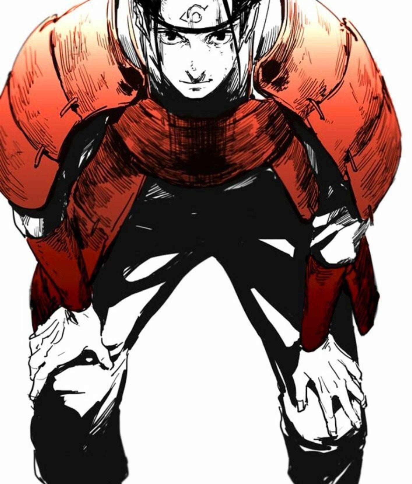 EU AMO ESSE MADEIREIRO em 2020 Naruto personagens