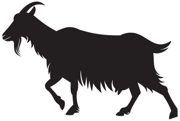 Goat Silhouette Png Clip Art Image Sheep Silhouette Silhouette Png Art Images