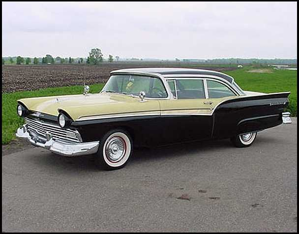 1957 Ford Fairlane 312 Ci Automatic 2 Door For Sale By Mecum