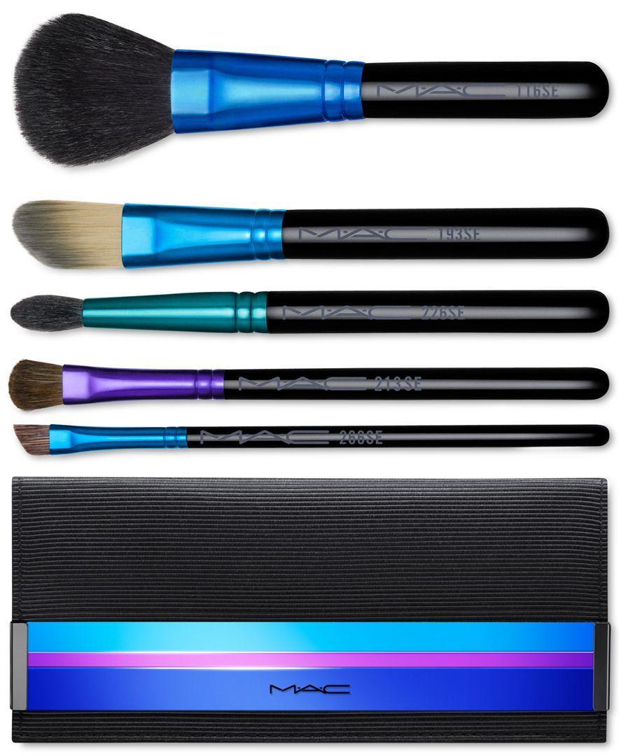 Mac Enchanted Eve Basic Brush Kit Brush Kit Mac Gift Sets Beauty Hacks That Actually Work