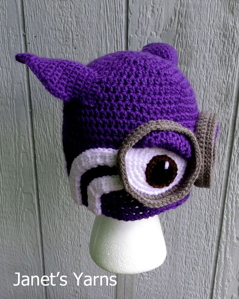 My Wille Wildcat Minion hat. Kansas State U | GORROS VARIOS 2 ...