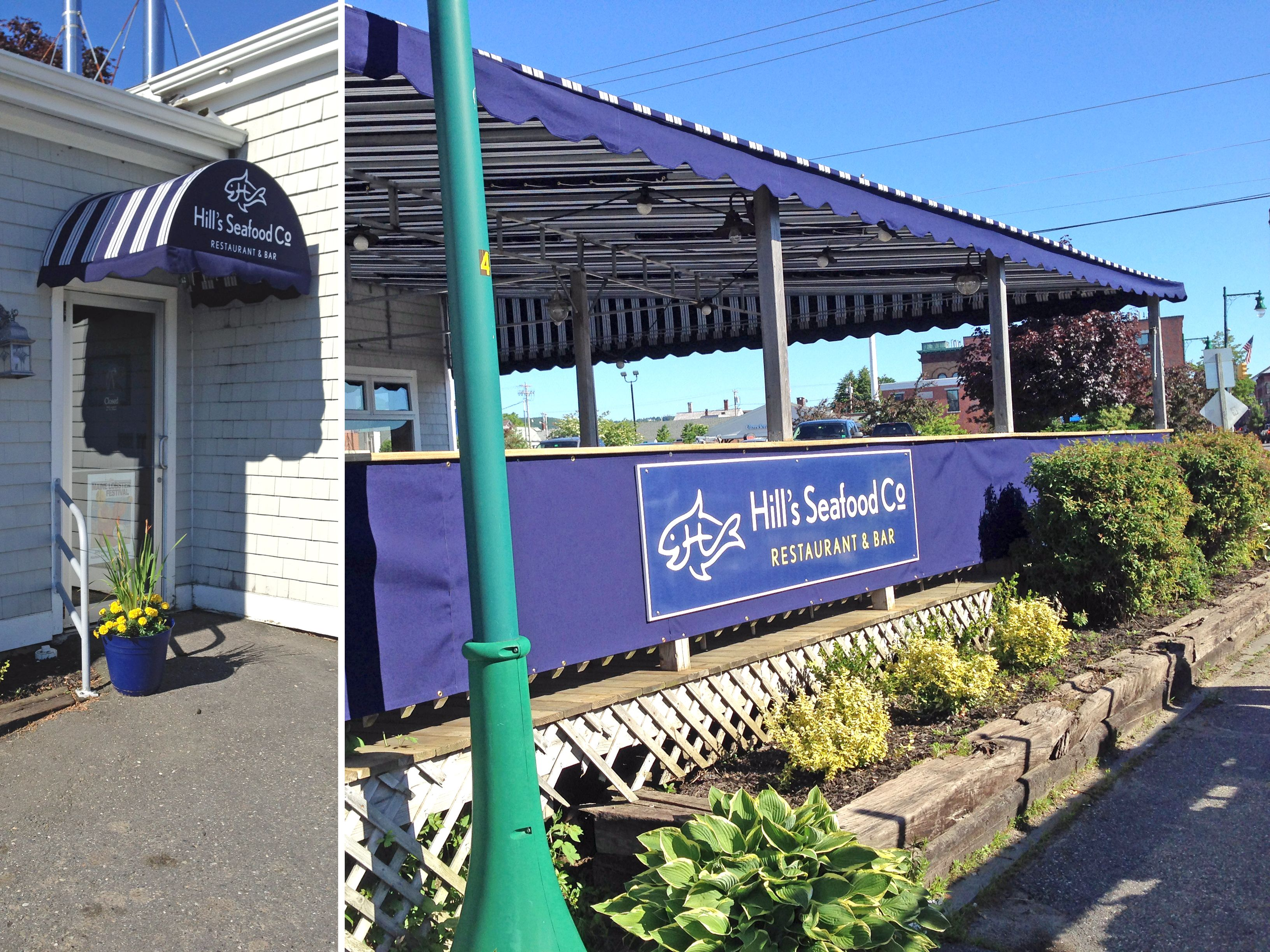 Custom commercial awnings by NuImage Custom Solutions ...