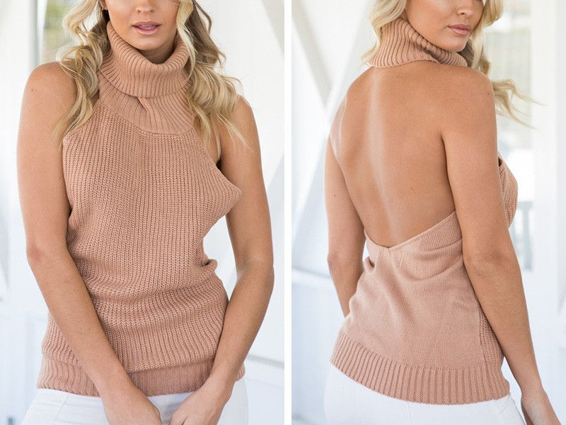 LA Pullover Sweater Women