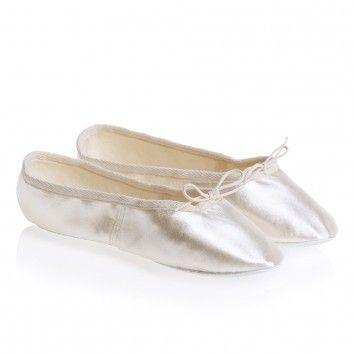 273dcda47 Rainbow Katz Girls Ivory Satin Ballet Shoes at Childrensalon.com ...