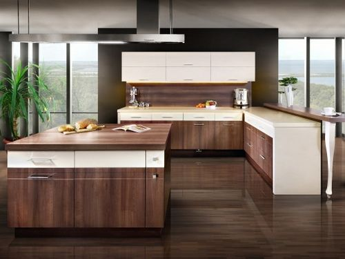 thermofoil kitchen cabinet doors contemporary kitchen