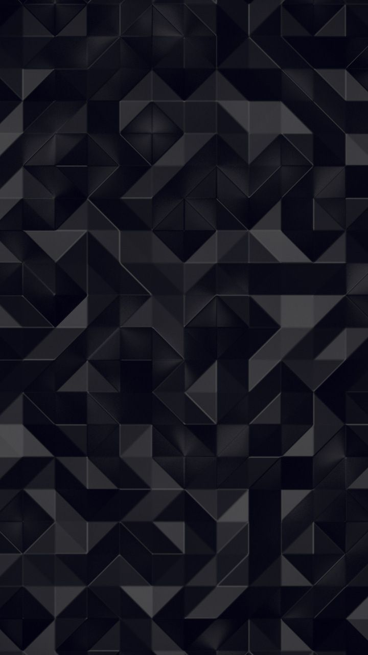 dark, triangles, abstract, pattern, 720x1280 wallpaper | abstract