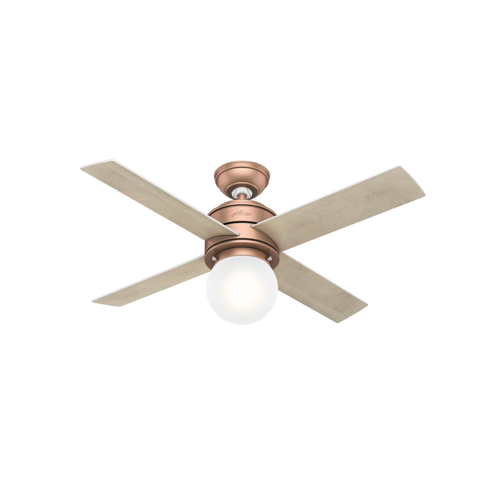 Hepburn 44 Inch Ceiling Fan With Light Kit Capitol Lighting Ceiling Fan With Light Ceiling Fan Led Ceiling Fan