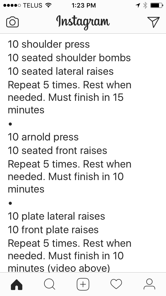 Pin by Rebecca Emerson on Body Pump | Front raises ... Oblique Exercises Abe