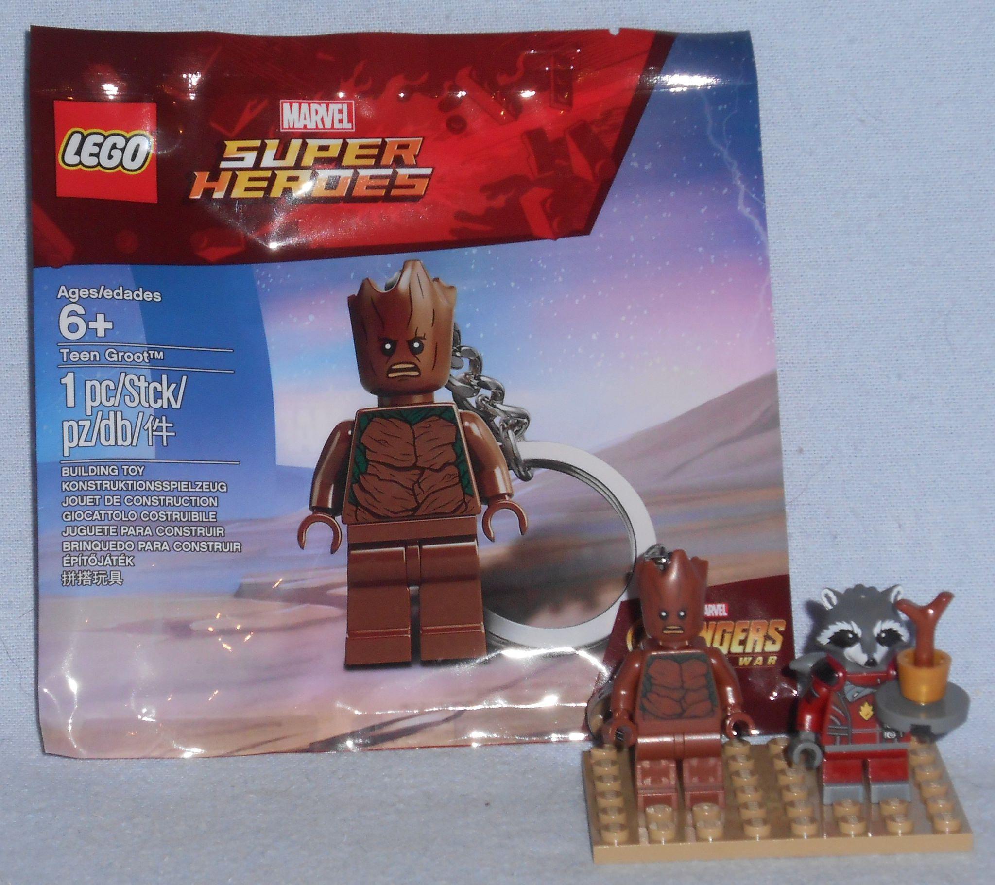 Lego - Marvel Teen Groot