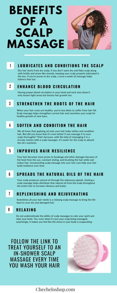 The Benefits Of A Scalp Massage Welcome Scalp Massage Hair Care Routine Shampoo Brush