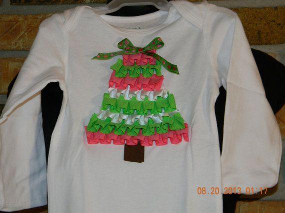 Ribbon Christmas Tree
