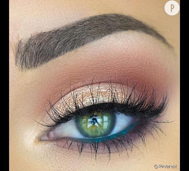 Hervorragend Yeux verts : 5 idées pour les mettre en valeur | Maquillage, Yeux  NV67