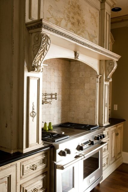 Custom Kitchen Hood Designs