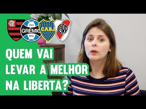 SEMIFINAL DA LIBERTADORES 2019 YouTube Grêmio x