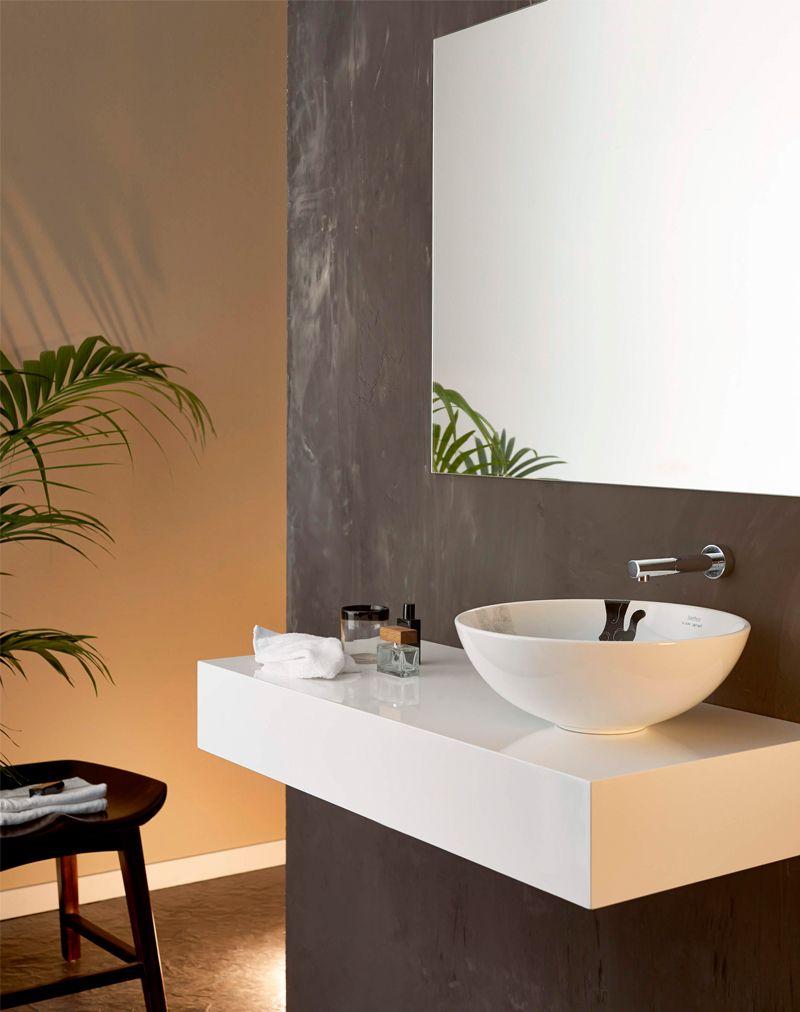 Una galería de arte en tu lavabo | Tendencias de baño ...