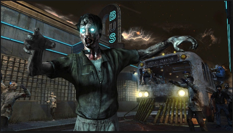 Tranzit Call Of Duty Zombies Call Of Duty Black Black Ops Zombies