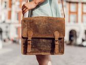 Photo of Scaramangas leather satchels are ideal for women who want a practical but stylis …
