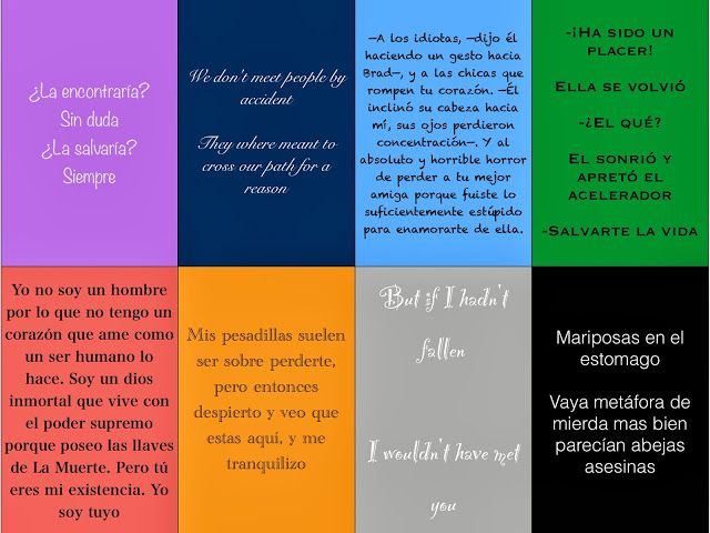 frases de libros juveniles