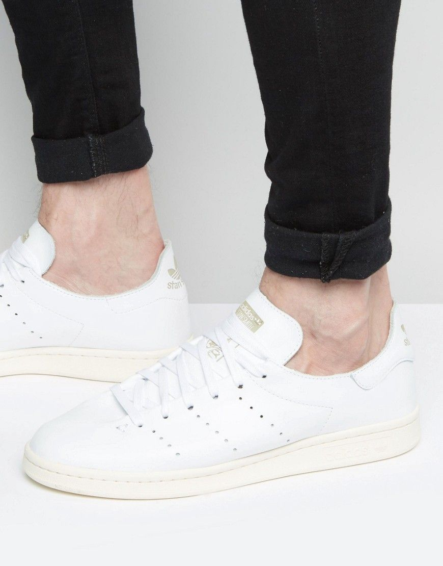 adidas men's stan smith classic sneakers