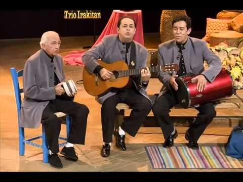 Trio Irakitan Luzes Da Ribalta Youtube Musica Brasileira