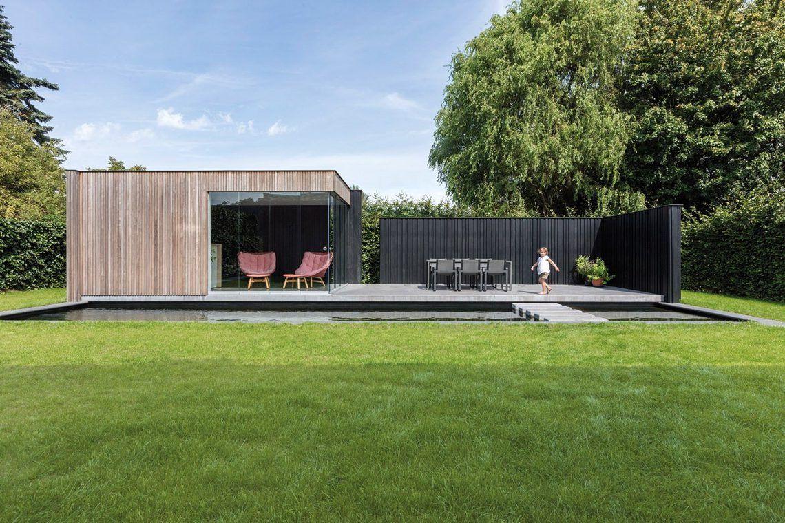 Livinlodge pure bonheiden tuinhuis glas design gardenhouse t