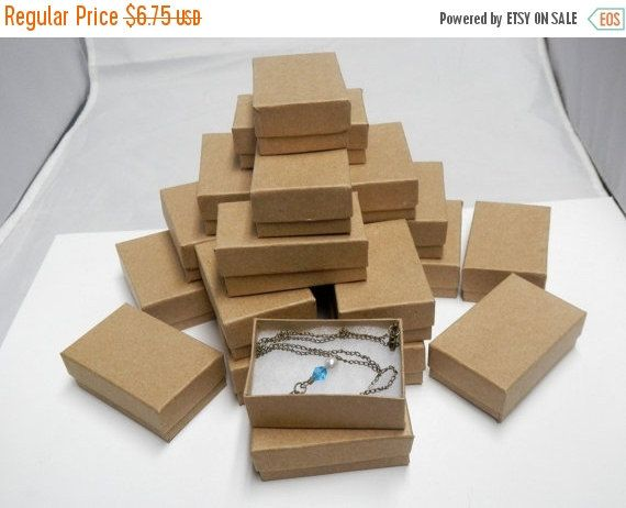 28++ Kraft cotton filled jewelry boxes information