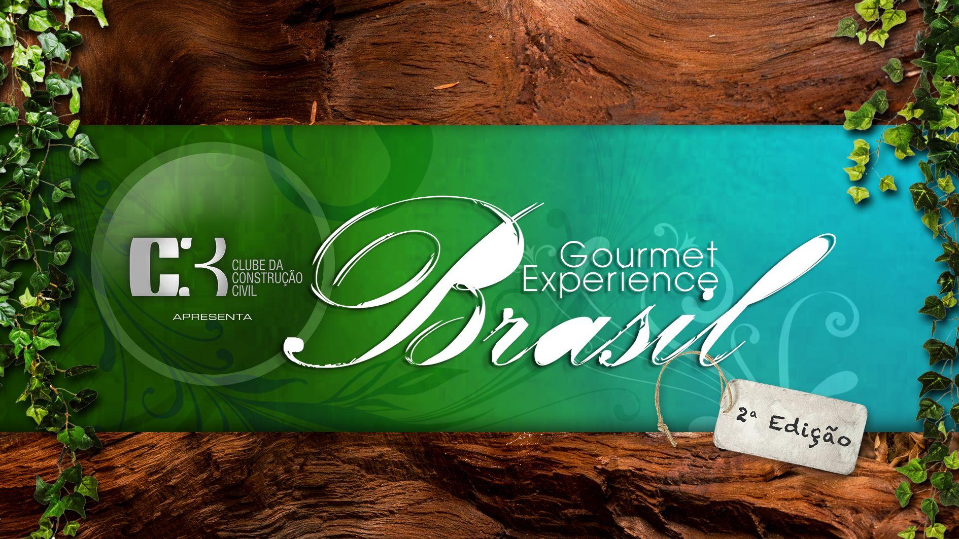 Conceito 2 - Gourmet Brasil