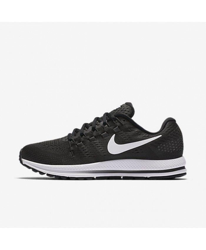 brand new 25888 720ce Nike Air Zoom Vomero 12 Black Anthracite White Mens Shoe
