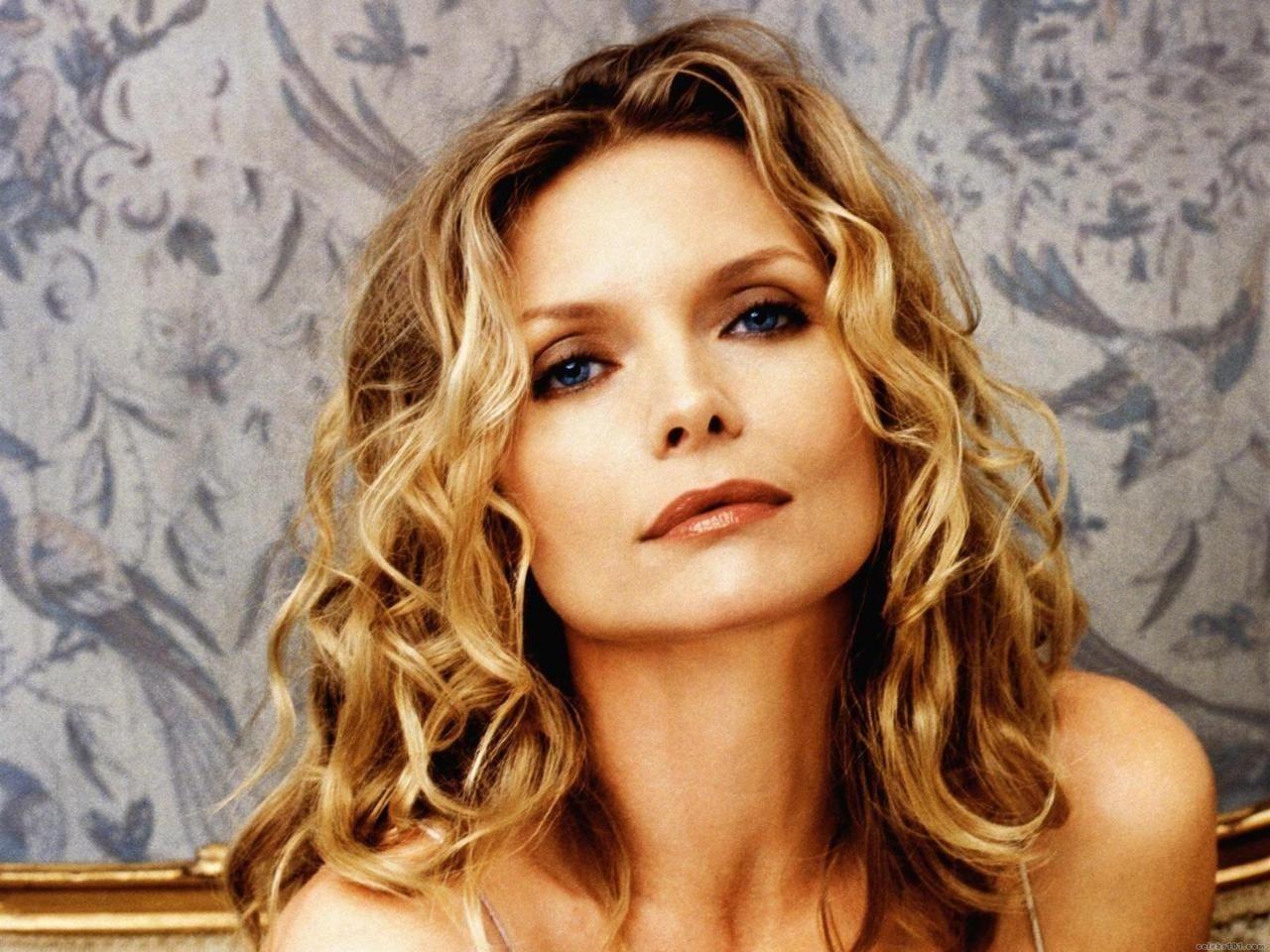 Coole Frisur Fur Jahre Alte Frau Michelle Pfeiffer Beauty Michelle