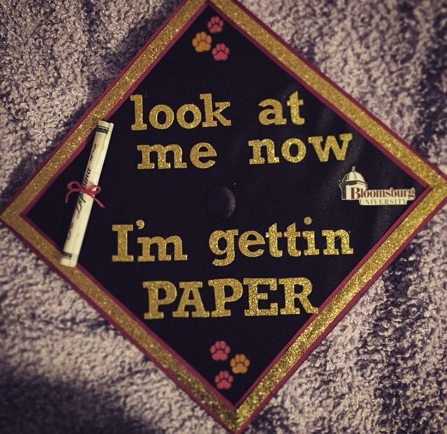 Graduation Cap Not For Me Personally But Really Funny High School Graduation Cap Decoration College Graduation Cap High School Graduation Cap