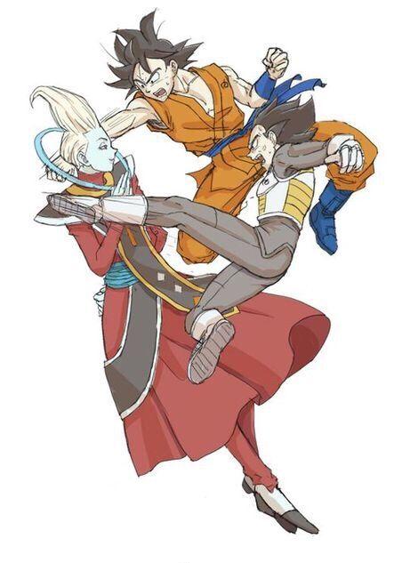 Dragonballsuper Goku Vegeta Whis Dragon Ball Gt Anime Dragon Ball Dragon Ball Artwork