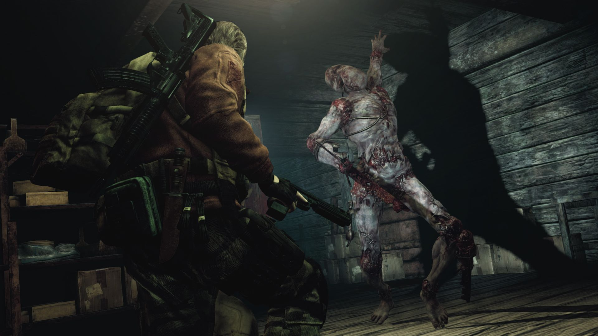 Resident Evil Revelations 2 Episode One Penal Colony Affiliate