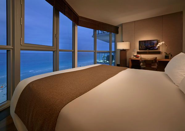 The ocean suites two bedroom suites suites in miami - 2 bedroom hotel suites in miami south beach ...
