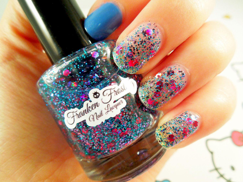 Tokyo Love Nail Polish 0.5oz | Vixen, Gorgeous nails and Pink glitter