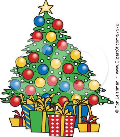Free Cute Christmas Tree Clip Art Christmas Tree Clipart Cute Christmas Tree Cartoon Christmas Tree