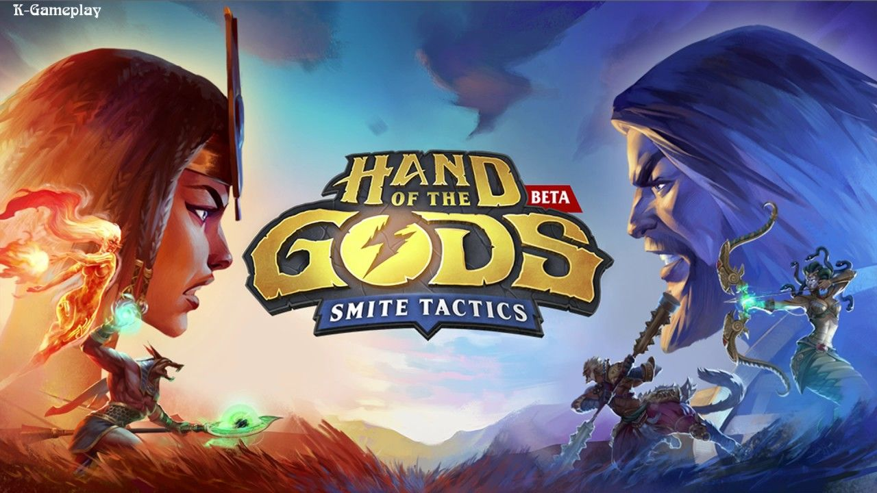 Hand of the gods first look pc games kgameplay