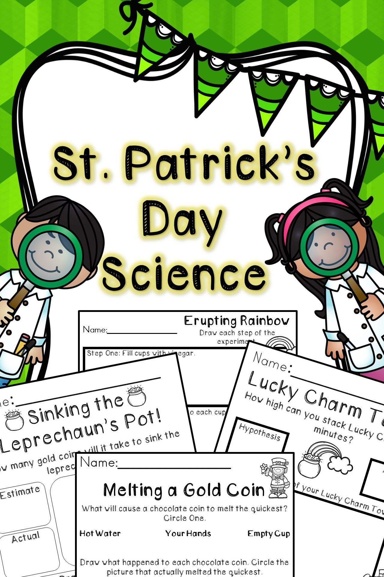 Saint Patrick S Day Science