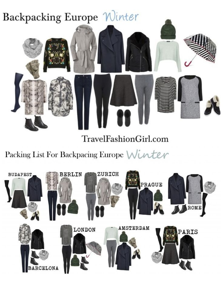 list of winter clothes winter garments