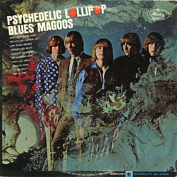 Blues Magoos Psychedelic Lollipop Vinyl Lp Album At
