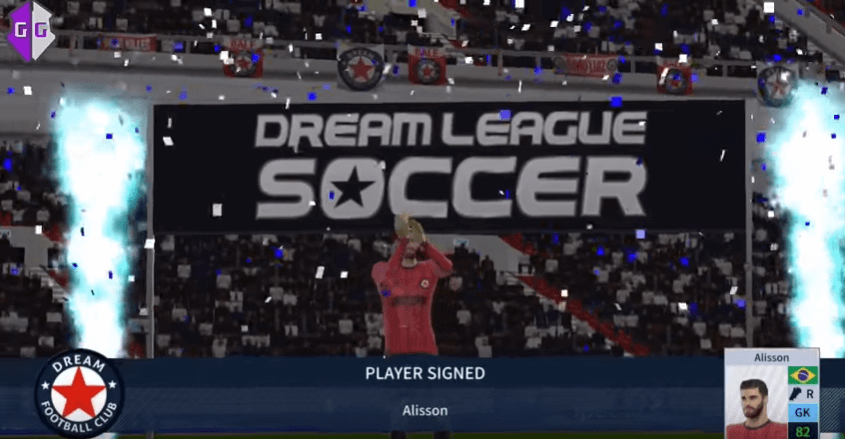 Download Dream League Soccer 2019 Mod Apk V6 04 Unlimited Money Episode Choose Your Story League First Video Game