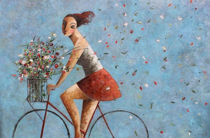 swing chair drawing normal wheelchair didier lourenço | ilustrace pinterest naive art, bike art and