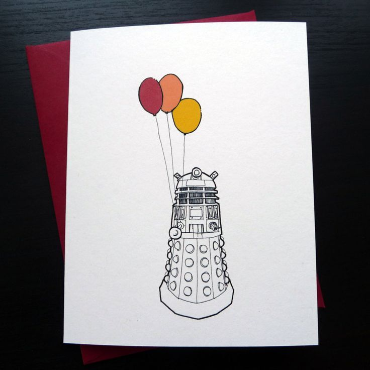 Doctor Who Birthday Card My Birthday Pinterest Tardis