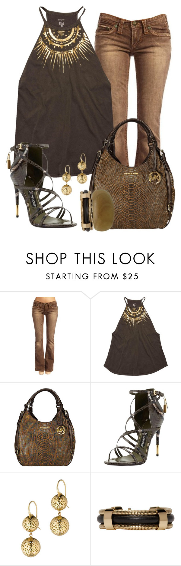 """""""casual"""" by alice-fortuna ❤ liked on Polyvore featuring Billabong, Michael Kors, Tom Ford, Ray Griffiths and Isabel Marant"""