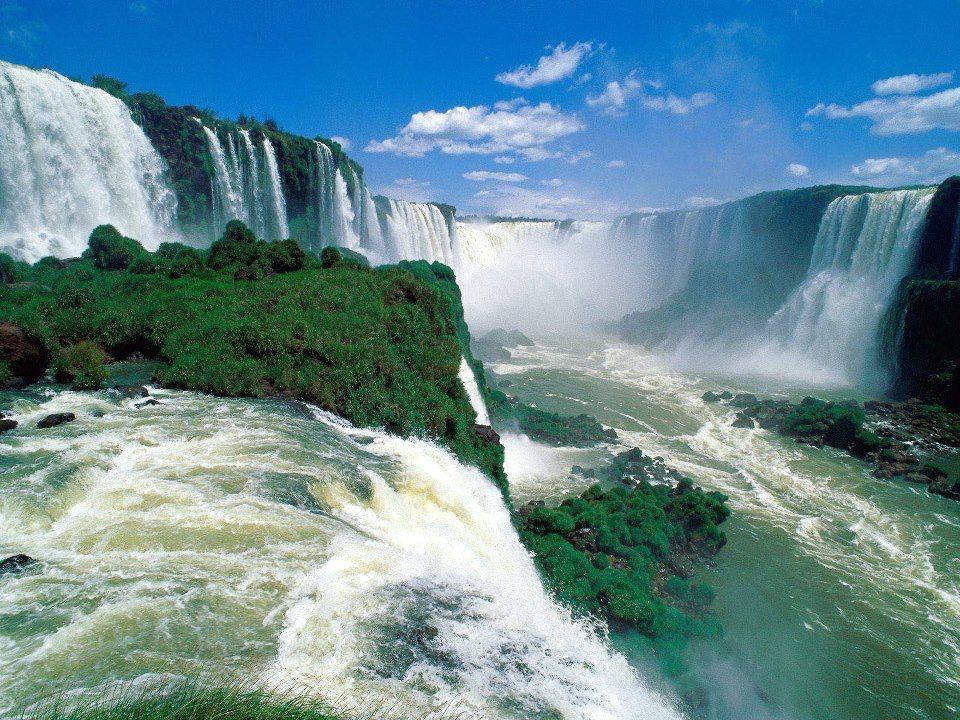 Cataratas do Iguaçu, Paraná, Brazil