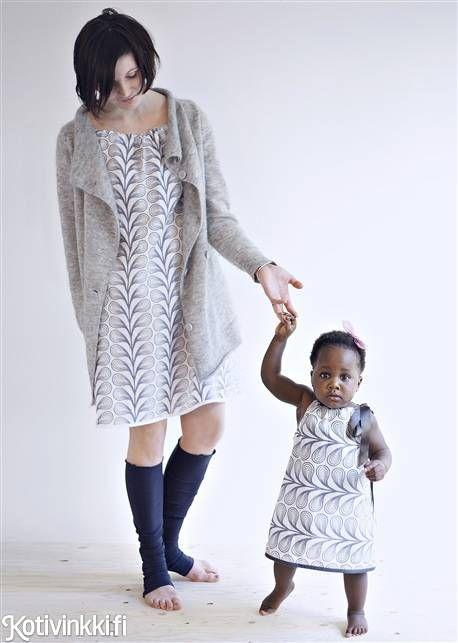 Ompele mekko lakanasta - katso huippusuosittu ohje ja tee itse!   Kotivinkki