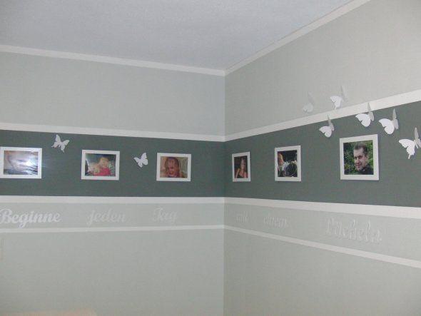 Die besten 25+ Dunkelgrüne wände Ideen auf Pinterest Dunkelgrüne - wohbzimmer wandgestaltungs ideen gestrichen