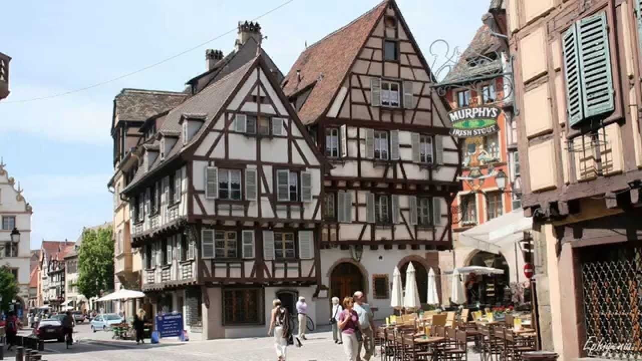 Magnificent Beautiful Timber Framed Houses In Colmar France In 4K Beutiful Home Inspiration Papxelindsey Bellcom