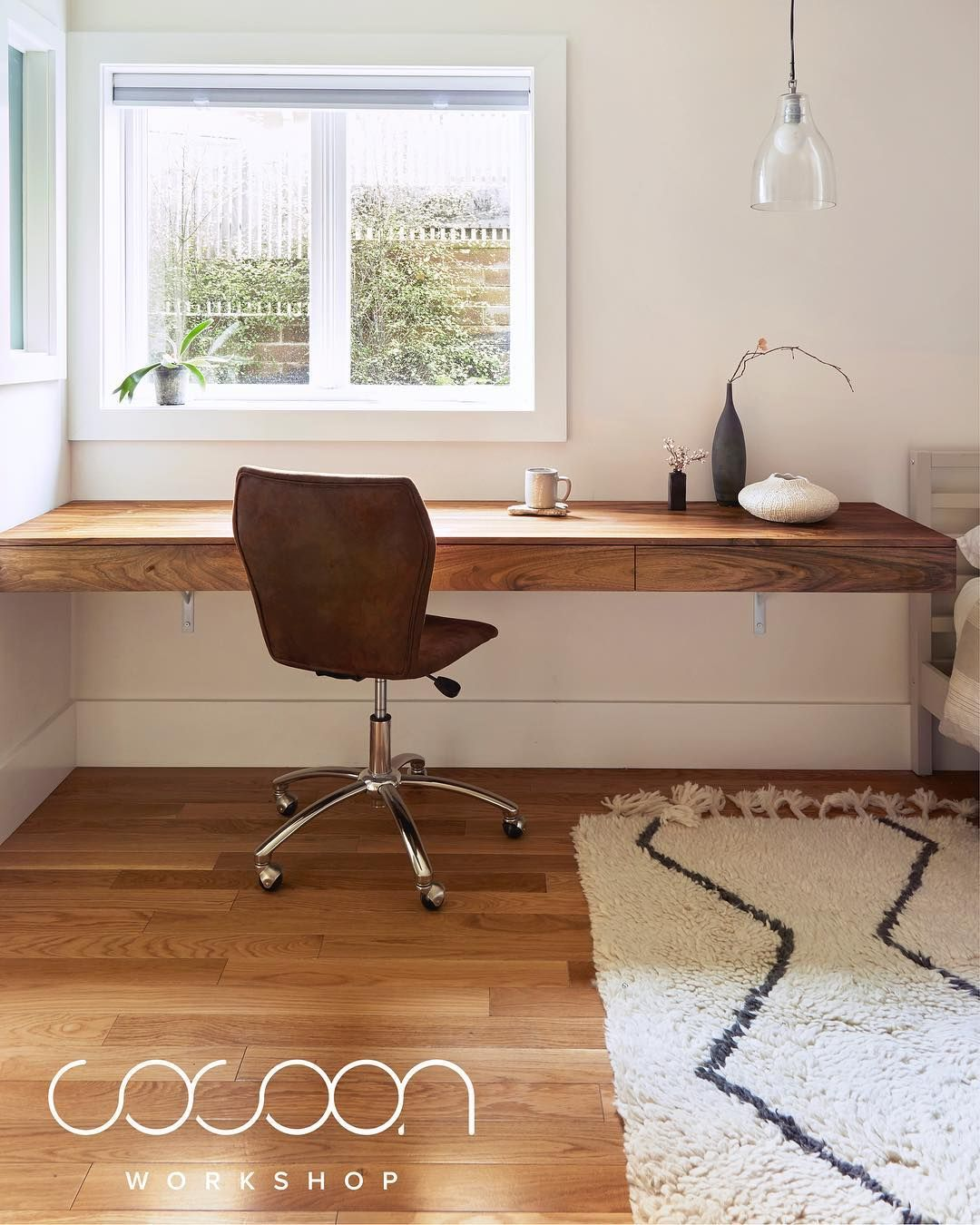 Nadia Rug Desk In Living Room Home Office Design Home Office Decor