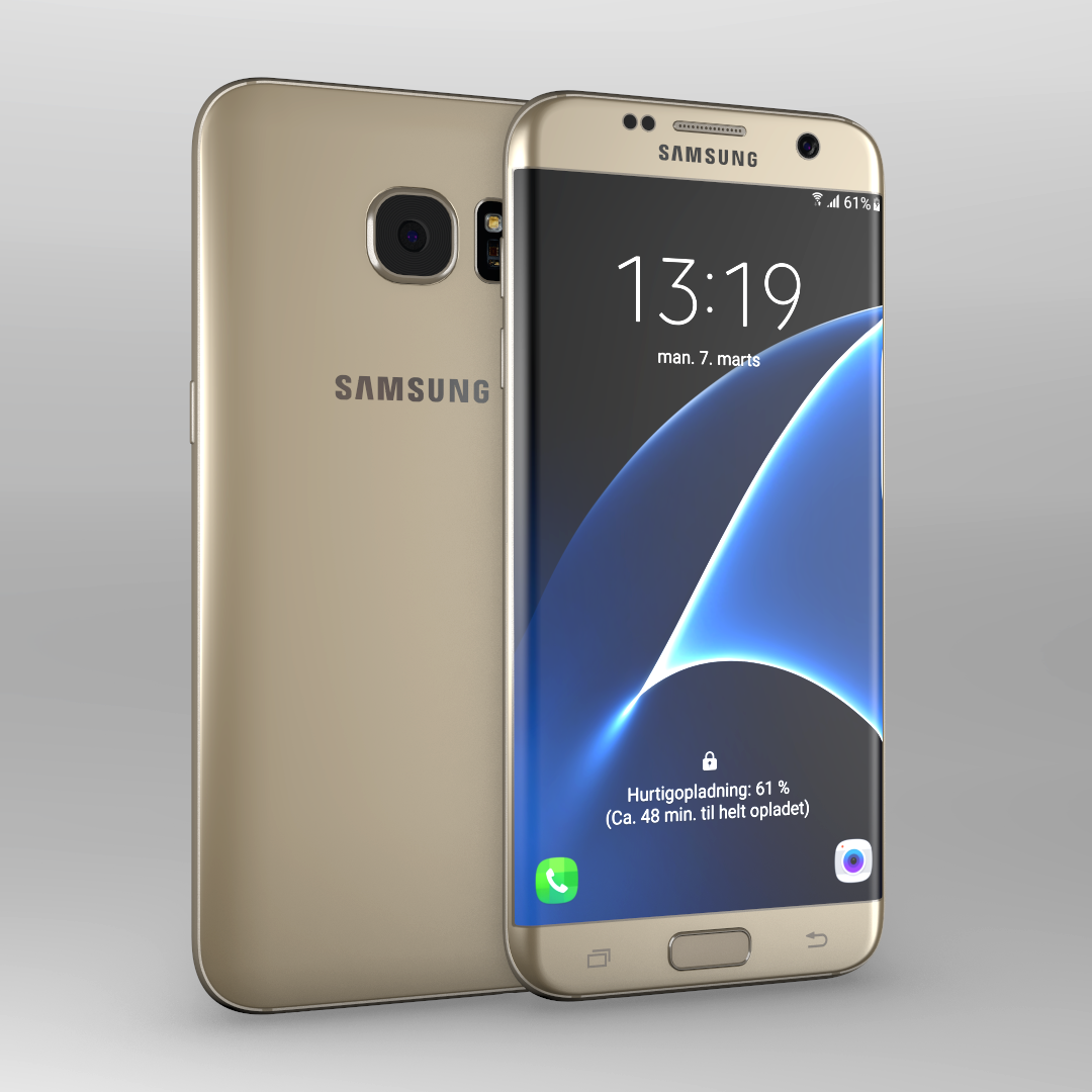 Element3d Samsung Galaxy S7 S7 Edge With Batman Injustice Edition 3d Model For Video Copilot S Element3d V2 2 Thank Samsung Galaxy S7 Samsung Galaxy S7